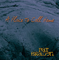 CD Cover: A Place to Call Home