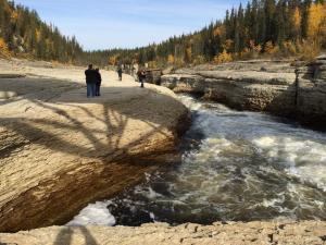 Somba Deh Falls