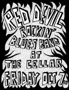 RDRBB Cellar poster